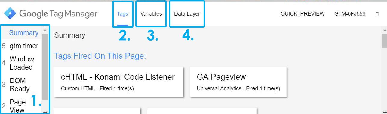 Google Tag Manager es una herramienta muy poderosa para la captación de eventos de sitios web que podemos aplicar en el estudio de la analítica del comportamiento de un usuario en la web
